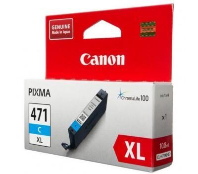 Картридж Canon CLI-471 XL Cyan (0347C001)