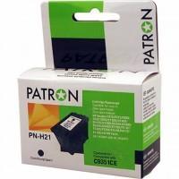 Картридж PATRON для HP PN-H21 BLACK (C9351CE) (PN-H21XL)