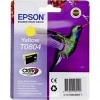 Картридж EPSON StPhoto P50/PX660/PX720/PX820 yellow new (C13T08044011)