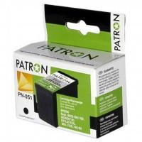 Картридж PATRON для EPSON Stylus Color 740/760/800/850/860/1160(PN-051)BLACK (CI-EPS-T051150-B-PN)