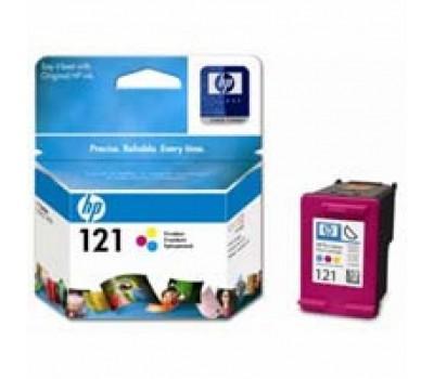 Картридж HP DJ No.121 D2563/F4283 color (CC643HE)