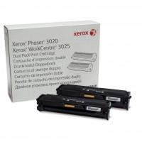 Картридж XEROX Phaser 3020/WC3025 Dual Pack (106R03048)