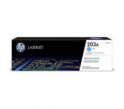Картридж HP CLJ 203A Cyan 1.3K (CF541A)