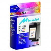 Картридж MicroJet для HP №23 Color (C1823D) (HC-C06)