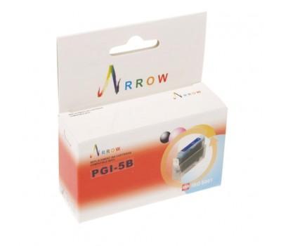 Картридж Arrow Canon PGI-5Bk Black (PGI5BK)