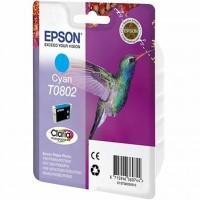 Картридж EPSON P50/ PX660/720WD/820FWD cyan (C13T08024010/C13T08024011)
