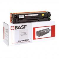 Картридж BASF для HP LJ M252/M277 аналог CF402A Yellow (KT-CF402A)