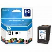 Картридж HP DJ No.121 D2563/F4283 black (CC640HE)