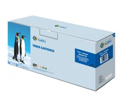 Картридж G&G для Samsung SCX-4650N/SCX-4655FN Black (G&G-D117S)