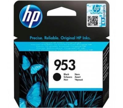 Картридж HP DJ No.953 Officejet Pro 8210/8710/8720/8725/8730 Black, 1000 (L0S58AE)