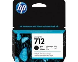 Картридж HP DJ No.712 DesignJet Т230/Т630 Black 38ml (3ED70A)