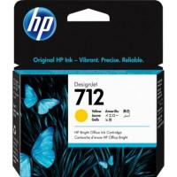 Картридж HP DJ No.712 DesignJet Т230/Т630 Yellow 29ml (3ED69A)