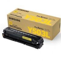 Картридж Samsung SL-C3010/3060 yellow, CLT-Y503L, 5K (SU493A)