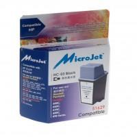 Картридж MicroJet для HP №29 Black (HC-03)