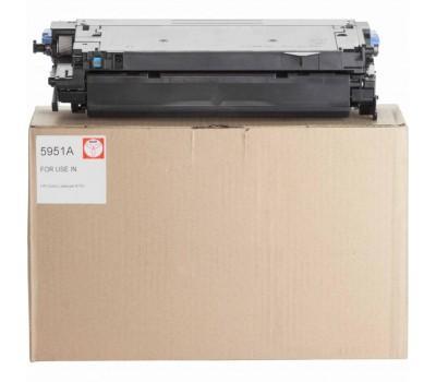 Картридж BASF для HP CLJ 4700 аналог Q5951A Cyan (KT-Q5951A)