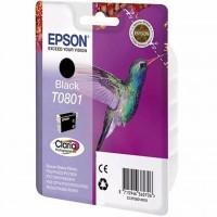 Картридж EPSON P50/ PX660/720WD/820FWD black (C13T08014010 / C13T08014011)