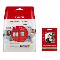 Картридж Canon CLI-481 +Paper PP-201 50s (2101C004)