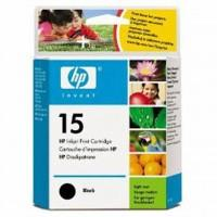 Картридж HP DJ No. 15 Black (C6615DE)