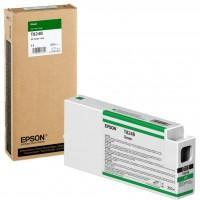 Картридж EPSON SureColor SC-P6000/P7000/P8000/P9000 Green 350ml (C13T824B00)