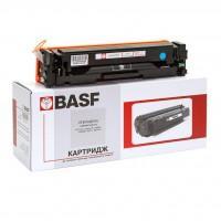 Картридж BASF для HP LJ M252/M277 аналог CF401A Cyan (KT-CF401A)
