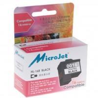 Картридж MicroJet LEXMARK Z13/23/33 (10N0016) Black (HL-16B)