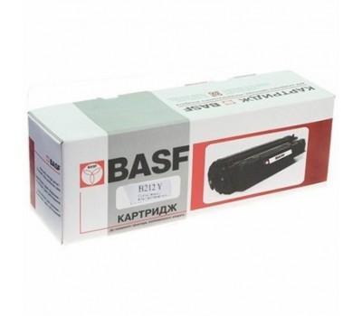 Картридж BASF для HP CLJ M276n/nw M251n/nw Yellow (KT-CF212A)