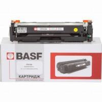 Картридж BASF для HP LJ Pro M452dn/M452nw/M477fdn Yellow (KT-CF412A)