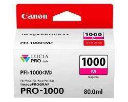 Картридж Canon PFI-1000M (Magenta) (0548C001)