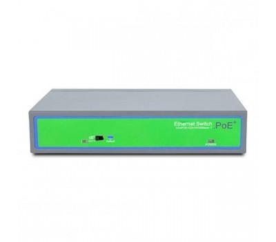 Комутатор мережевий Atis PoE-1006-4P/250m