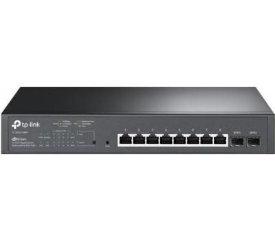 Комутатор мережевий TP-Link TL-SG2210MP