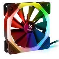 Кулер до корпусу Vinga RGB fan-05