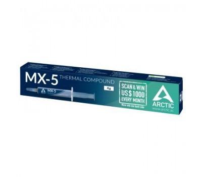 Термопаста Arctic MX-5 4г (ACTCP00045A)