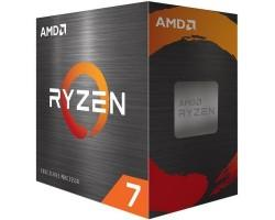Процессор AMD Ryzen 7 5800X (3.8GHz 32MB 105W AM4) Box (100-100000063WOF)
