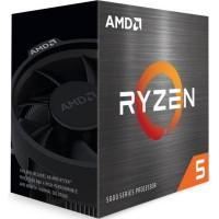 Процесор AMD Ryzen 5 5600X (3.7GHz 32MB 65W AM4) Box (100-100000065BOX)