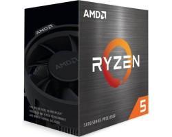 Процесор AMD Ryzen 5 5600X (3.7GHz 32MB 65W AM4) Box (100-100000065BOX)