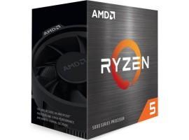 Процессор AMD Ryzen 5 5600X (3.7GHz 32MB 65W AM4) Box (100-100000065BOX)