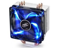 Кулер до процесора Deepcool GAMMAXX 400 V2 BLUE