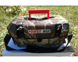 Чехол POWER BOX универсальный DAV CASE-UNI