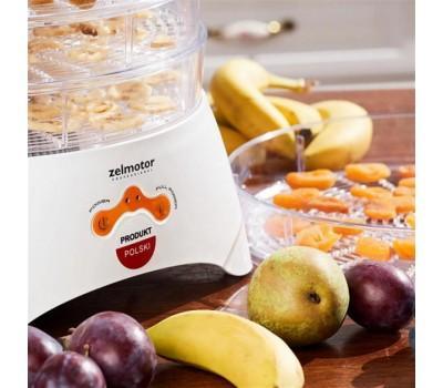 Сушарка для овочів та фруктів ZELMOTOR 610.0