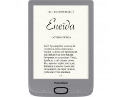 Електронна книга PocketBook 616 Basic Lux2, Silver (PB616-S-CIS)