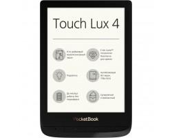 Електронна книга PocketBook 627 Touch Lux4 Obsidian Black (PB627-H-CIS)
