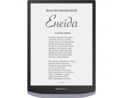 Електронна книга PocketBook 1004 InkPad X Metallic Grey (PB1040-J-CIS)