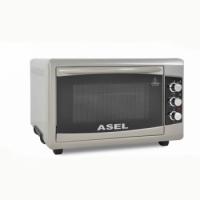 Електропіч AselAF-0723/AF-05023 Silver