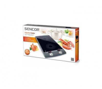 Електроплитка Sencor SCP 4202 GY (SCP4202GY)