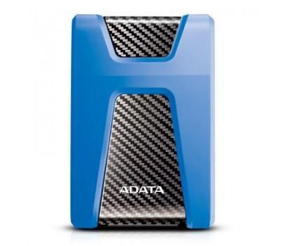 """Зовнішній жорсткий диск 2.5"""" 1TB ADATA (AHD650-1TU31-CBL)"""