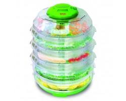Сушка для овочей та фруктів SATURN ST-FP 0113-10 Green (ST-FP0113-10 Green)