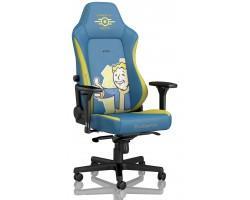 Крісло ігрове Noblechairs Hero Fallout Vault Tec Edition (NBL-HRO-PU-FVT)