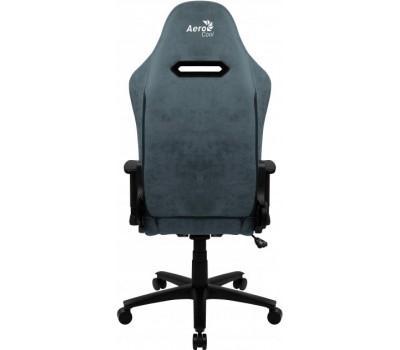 Крісло ігрове AeroCool DUKE Steel Blue