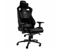 Крісло геймерське NOBLECHAIRS Epic Series Black (NBL-PU-BLA-002)