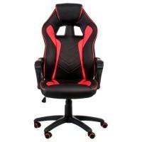 Крісло ігрове Special4You Game black/red (E5388)